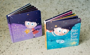 Twinkle and Star Bright Books illustrated by Oksancia for Flowerpot Press. Available on Amazon.