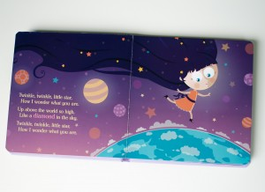 Twinkle, Twinkle, Little Star - Book illustrated by Oksancia for Flowerpot Press. Available on Amazon.