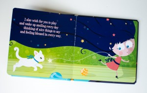 Star Light, Star Bright - Book illustrated by Oksancia for Flowerpot Press. Available on Amazon.