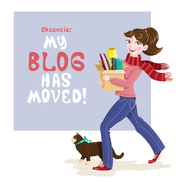 Oksancia: My BLog Has Moved!