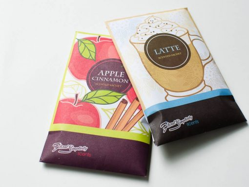Floral Simplicity Scented Sachet Line