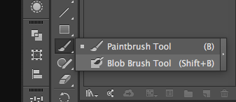 Video: The difference between Paintbrush and Blob Brush Tool