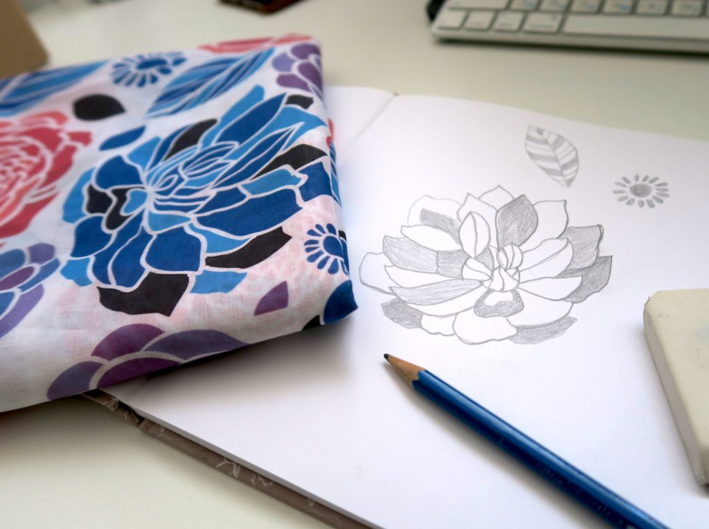 Spoonflower review  How to sell fabric pattern designs on