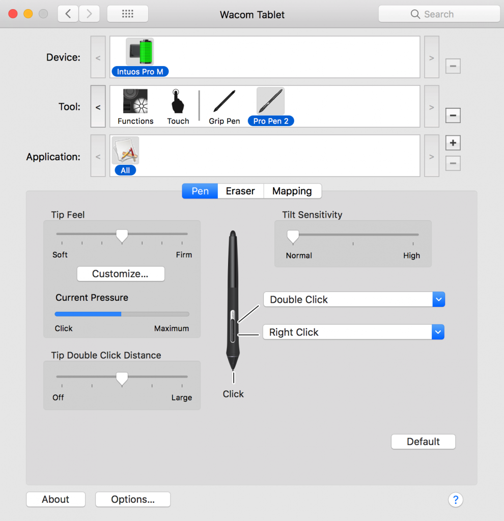 Video: How to set up buttons on a graphics pen tablet for